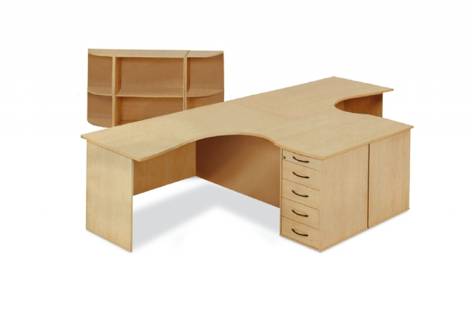 cluster-training-desks-Network-Cluster-with-5-drawers