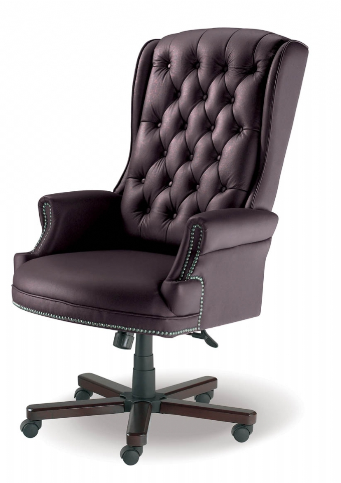 Judges High Back Chair Oxford Office Furniture