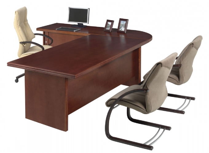Excellence Rectangular Top Oxford Office Furniture