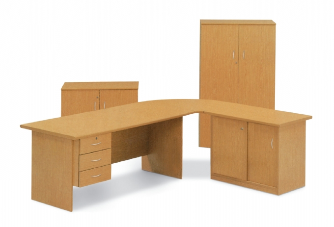 managerial-desks-Office-set-Melamine
