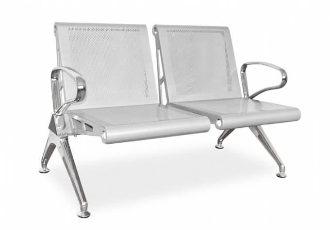 public-seating-2-seater-powder-coated