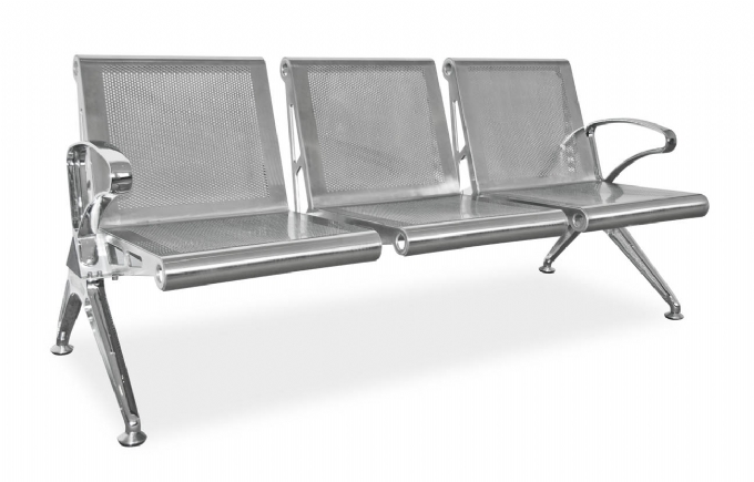 public-seating-3-seater-stainless-steel