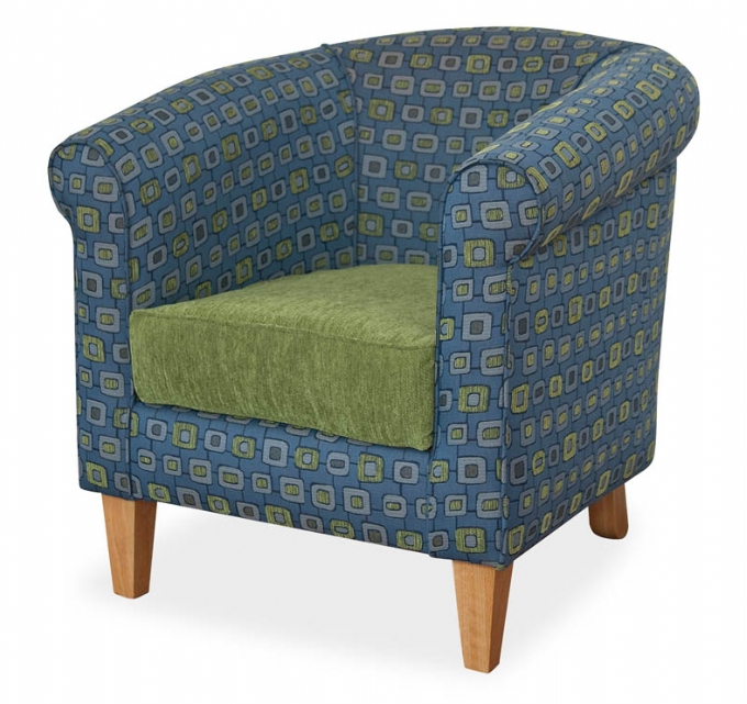 Alberon Tub Chair Oxford Office Furniture