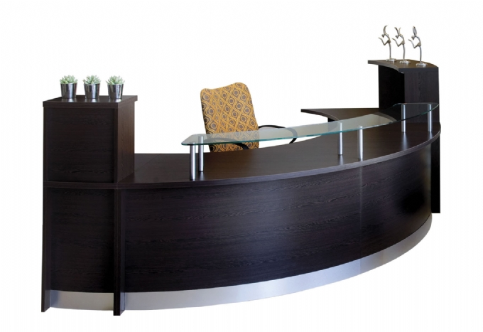 reception-counters-Curve-in-melamine