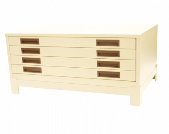 4 6 Or 8 Draw Plan Filing Cabinet Oxford Office Furniture