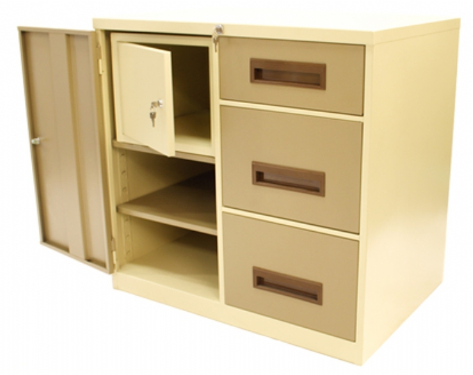 steel-storage-Combo-cabinet