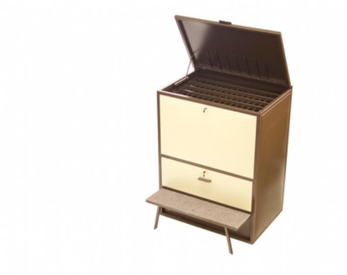 steel-storage-Vertical-plan-filing-cabinet