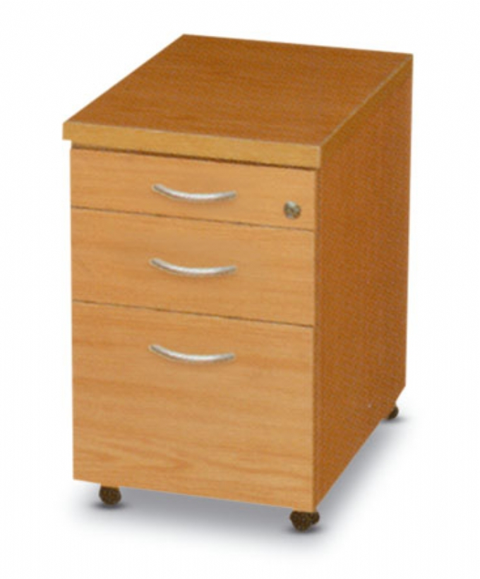wooden-storage-Mobile-2-drawers-and-1-deep-filer