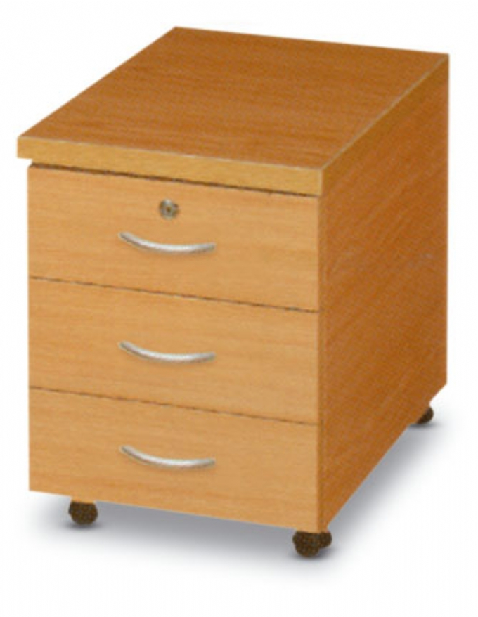 Mobile Pedestal With 3 Drawers Oxford Office Furniture