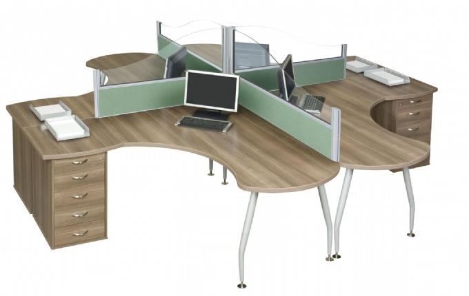 system desking in melamine oxford office furniture