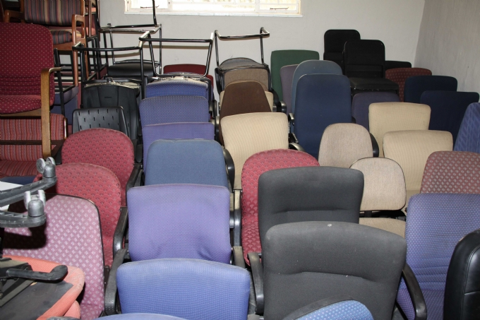 Second Hand Office Chairs Oxford