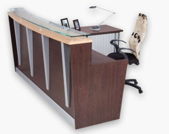 front office counter furniture. Monaco Reception Counter \u2013 Melamine. Front Office Furniture K