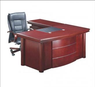 chicago executive desk in mahogany veneer oxford office furniture