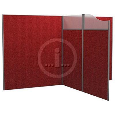 Is Aluminium Floor Based Screens Oxford Office Furniture