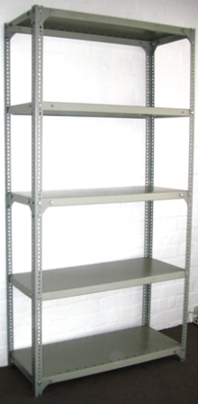 ooe steel shelving