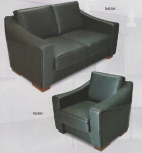 Daytona Sofa Range Double And Single Oxford Office Furniture