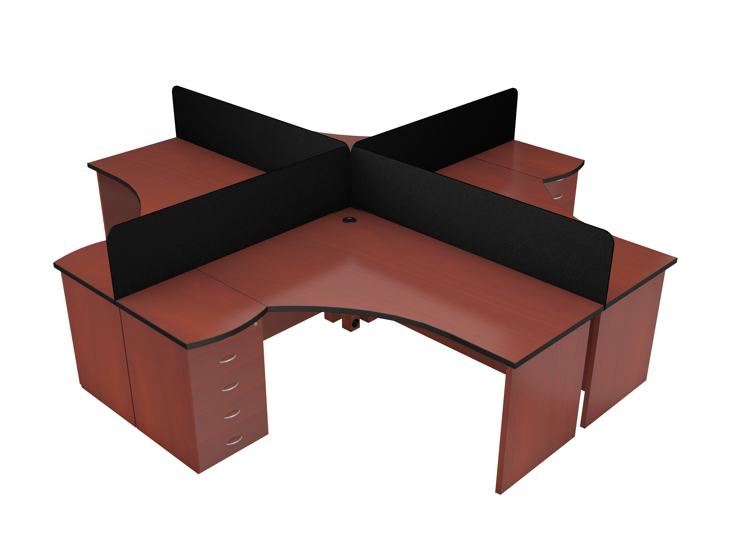 Office Furniture Supplier Cluster Training Desks
