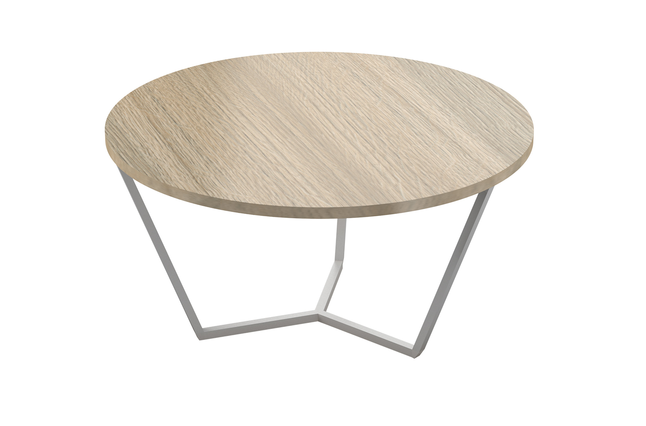 Montana Images 2019 CD031 Conference & Coffee TablesConference Table with Tapered Steel Frame